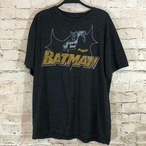 Men's gray Batman short sleeve t-shirt old navy L